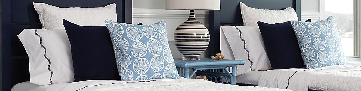 Toss Pillow - Throw Pillow - Maine Cottage®