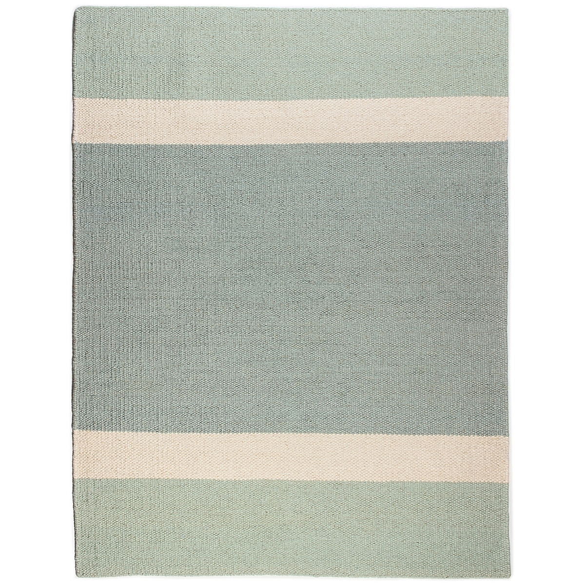 Marshall Point Wool Berber Striped Rug
