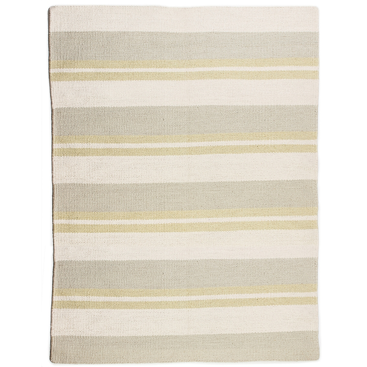 Montauk Wool Berber Striped Rug