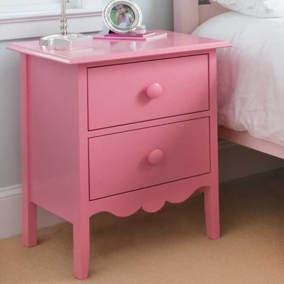 Nellie 2-Drawer Bedside Table by Maine Cottage | Where Color Lives