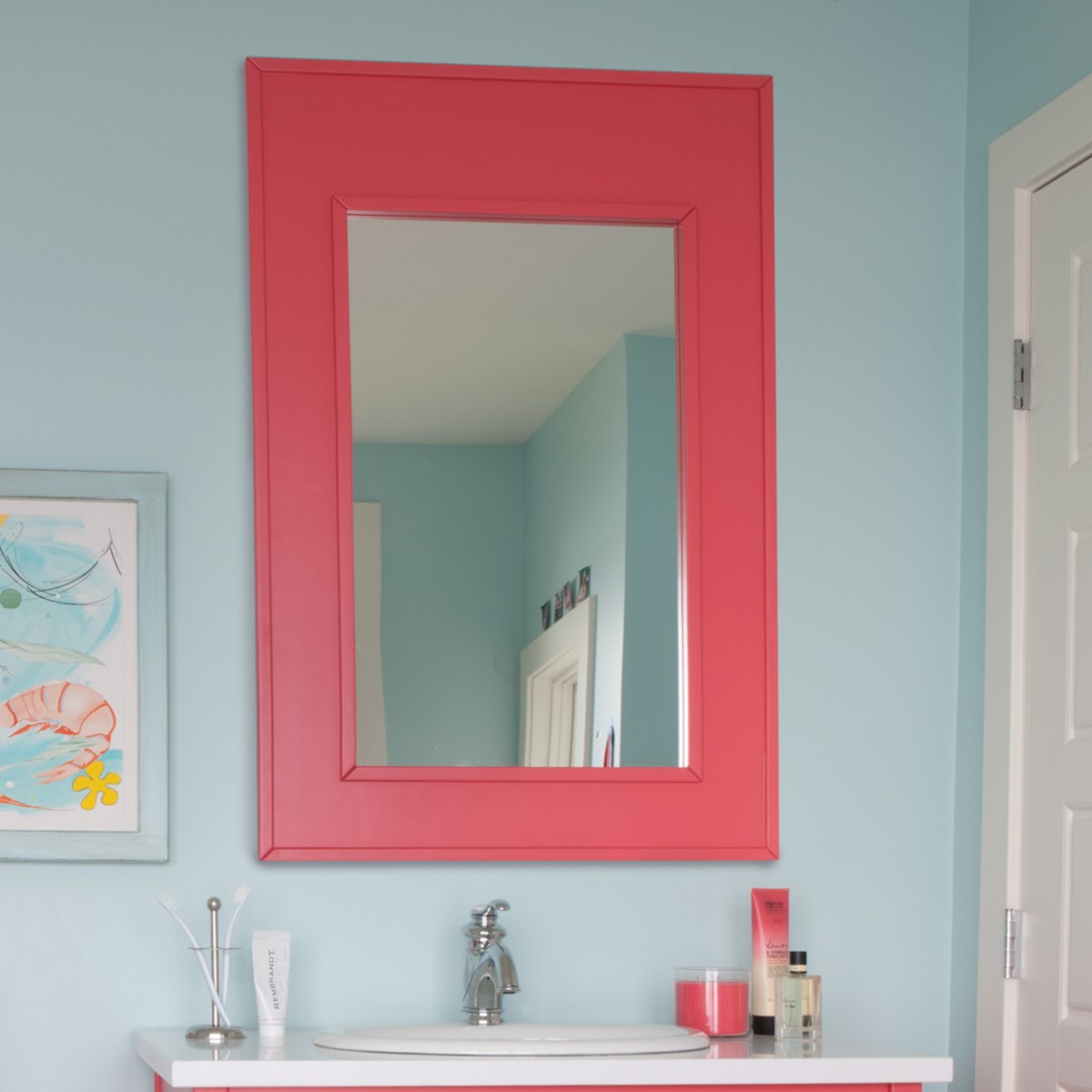 Parsons mirror by maine cottage where color lives parsons mirror amipublicfo Image collections