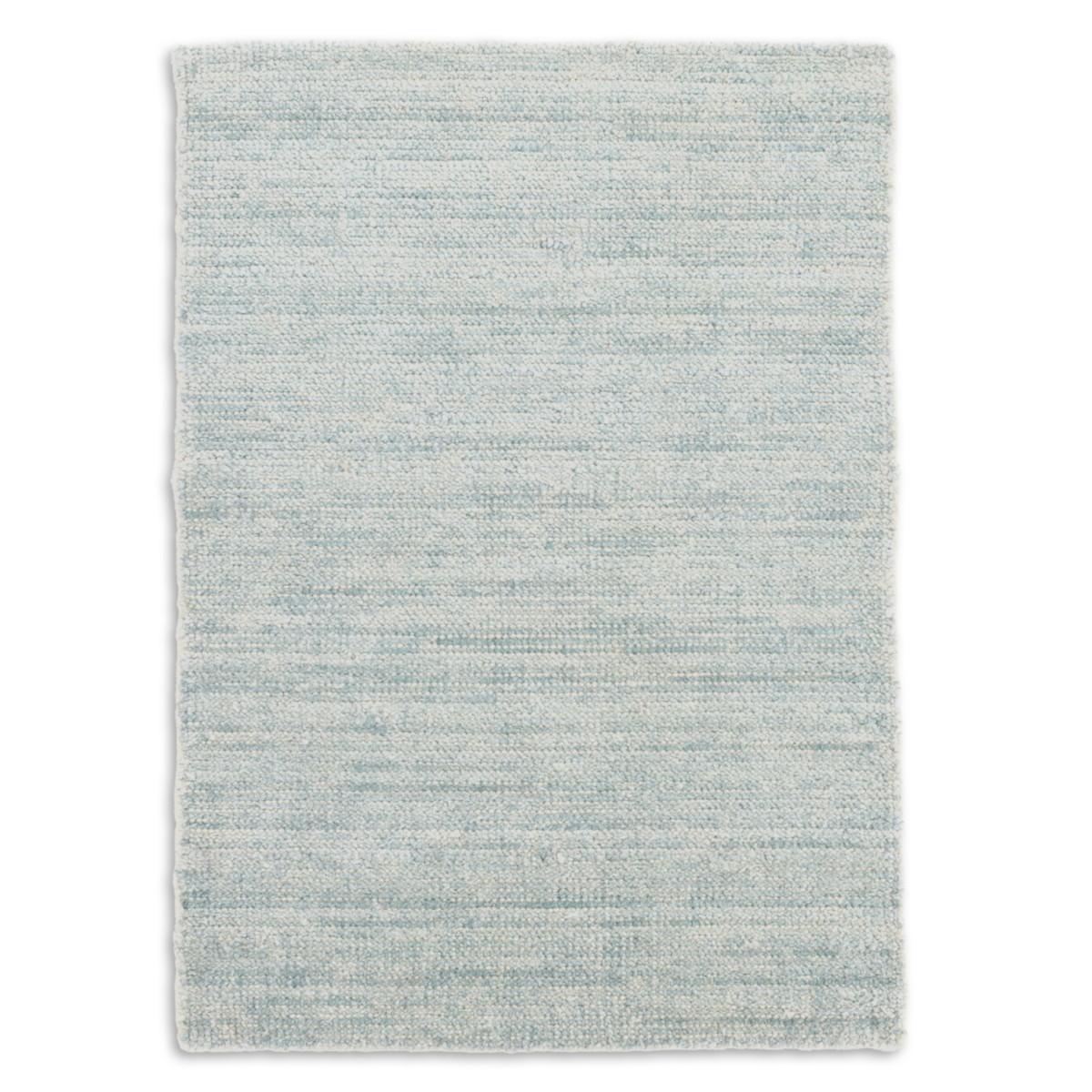 Quartz Woven Viscose/Cotton Rug - Ocean