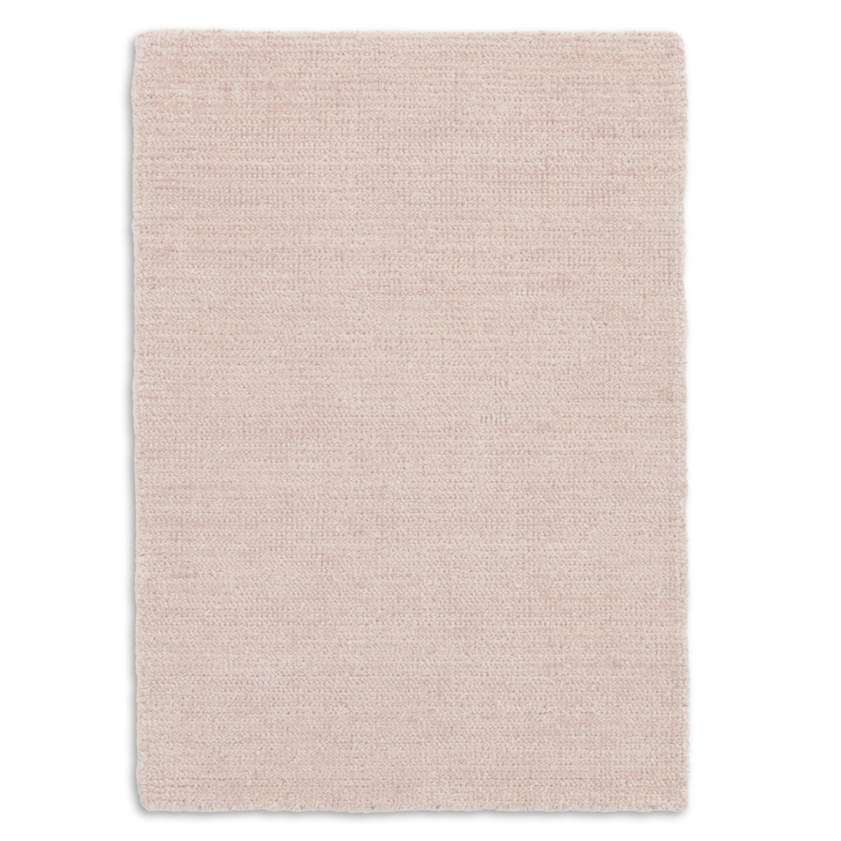 Quartz Woven Viscose/Cotton Rug - Pink