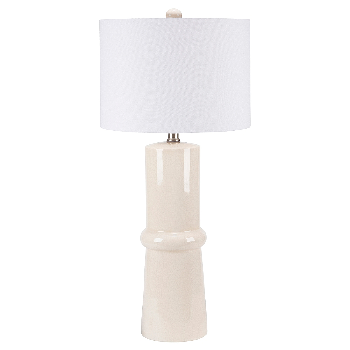 Reese Table Lamp - Cream