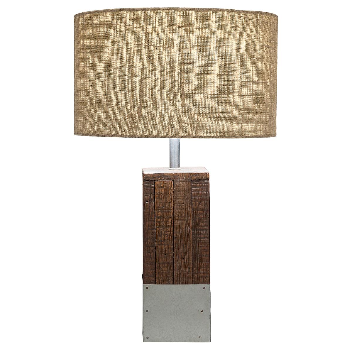 Ren Table Lamp - Natural