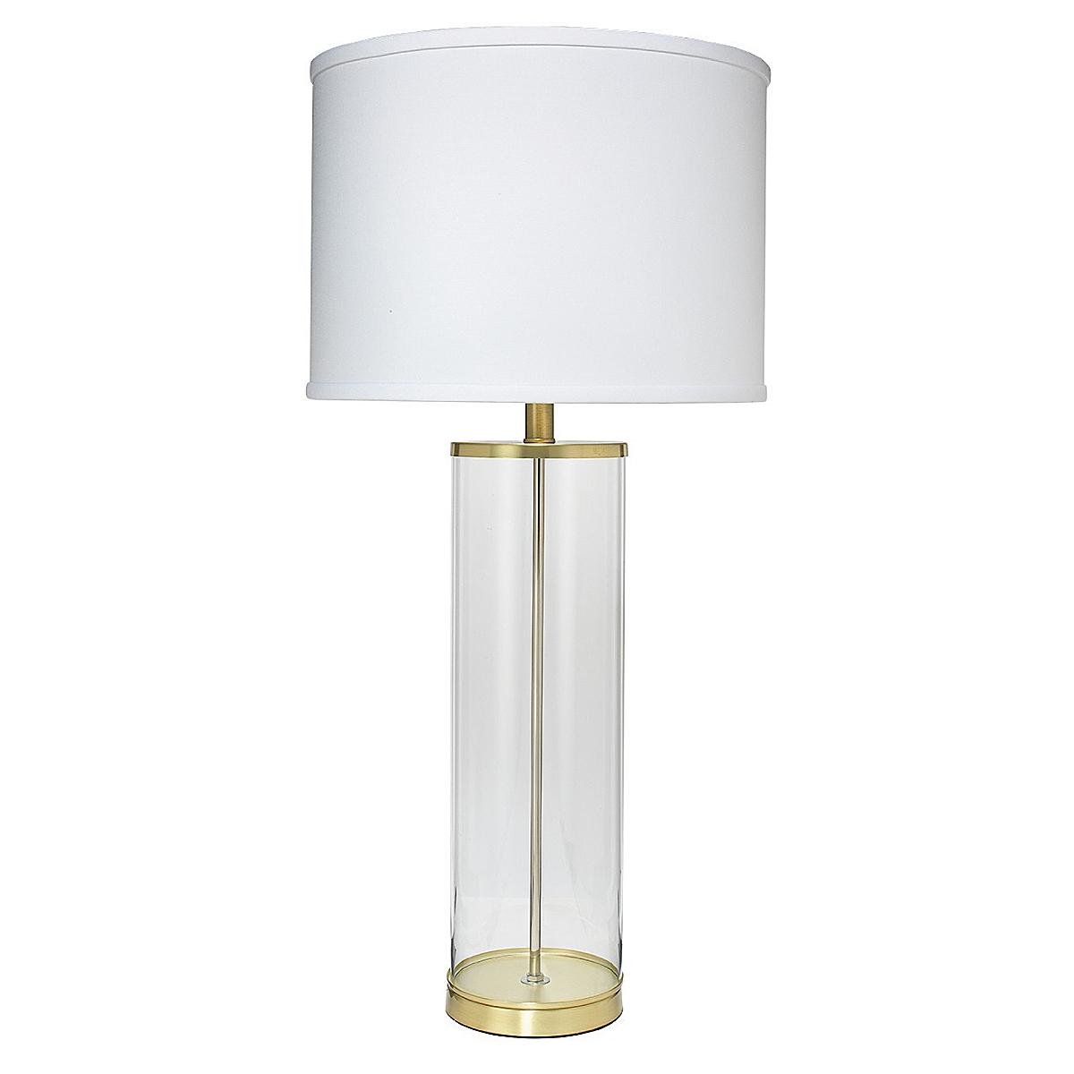 Rockefeller Lamp - Brass
