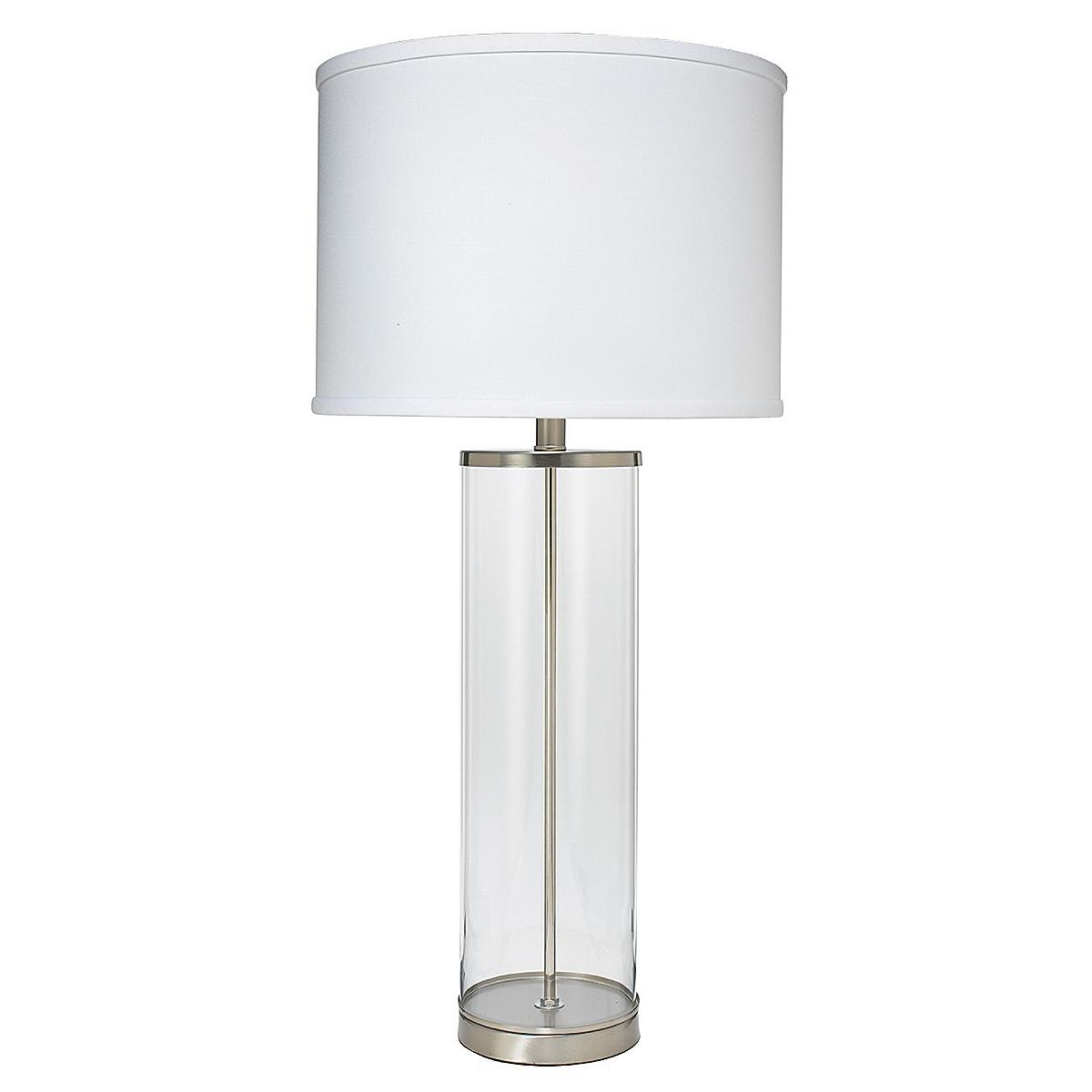 Rockefeller Lamp - Nickel