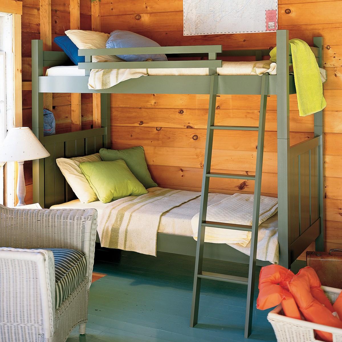 Shutter Bunk Bed