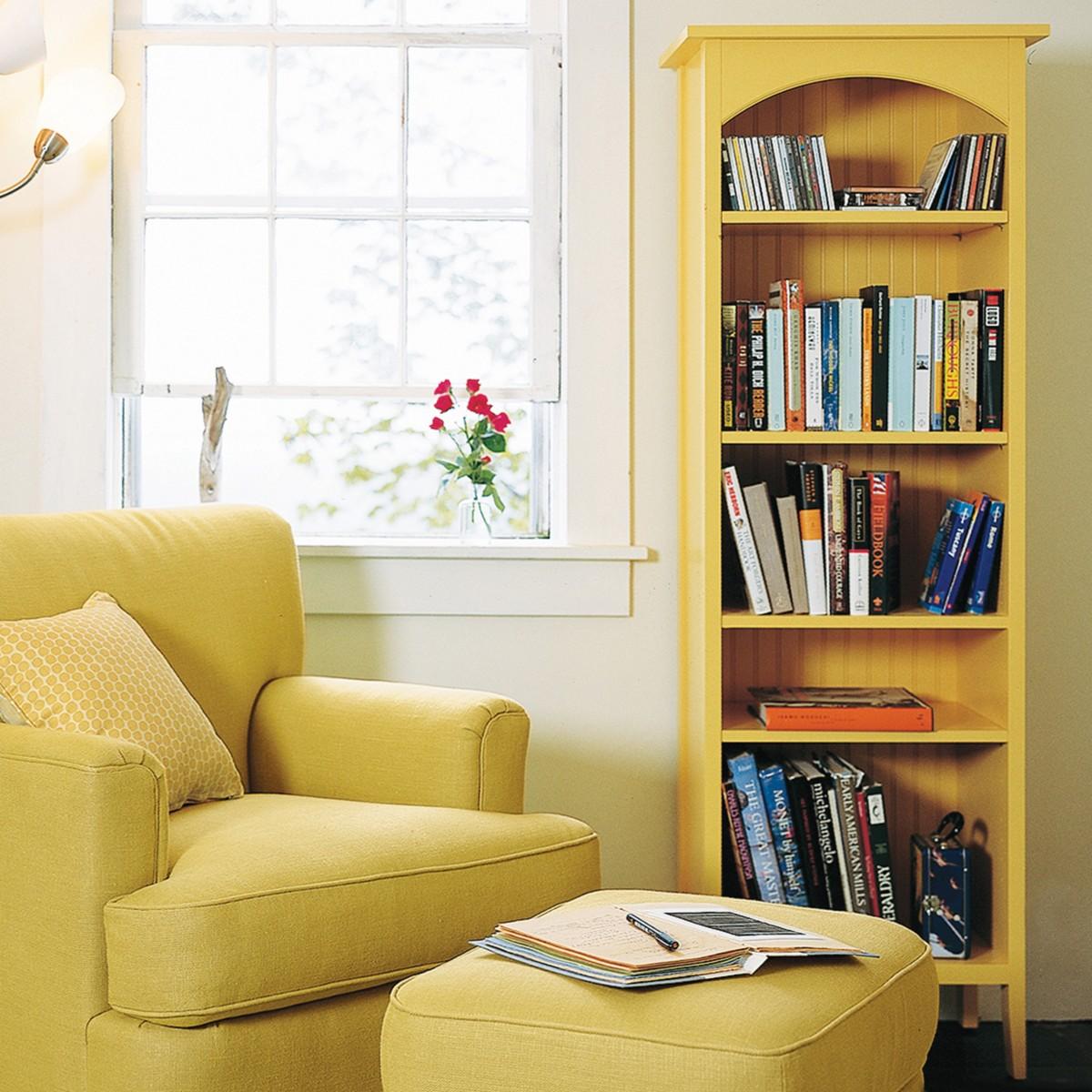 Skinniest Island Bookshelf