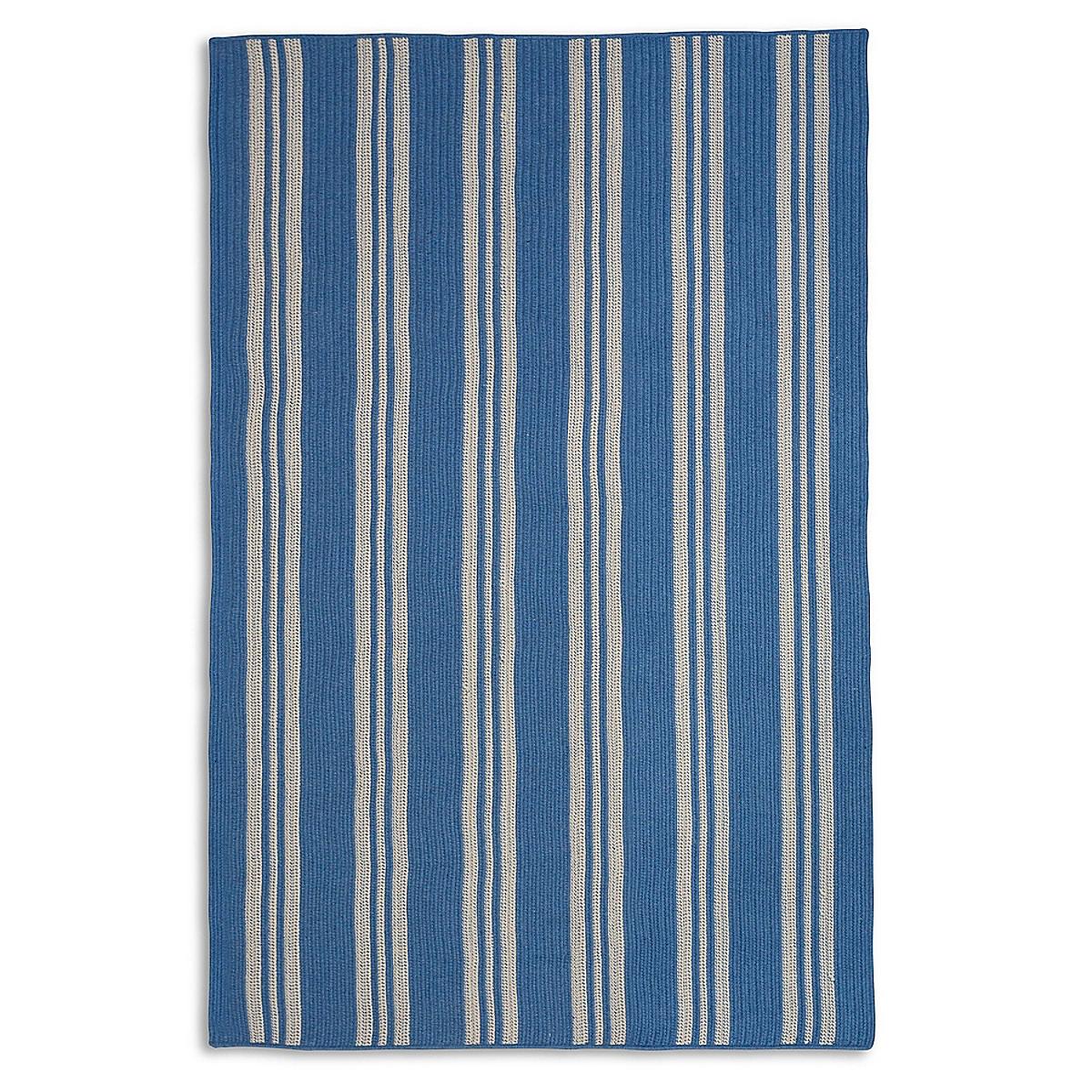 Sunbrella Longboard Rug - French Blue