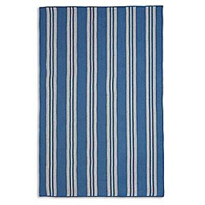 Sunbrella Longboard Rug French Blue