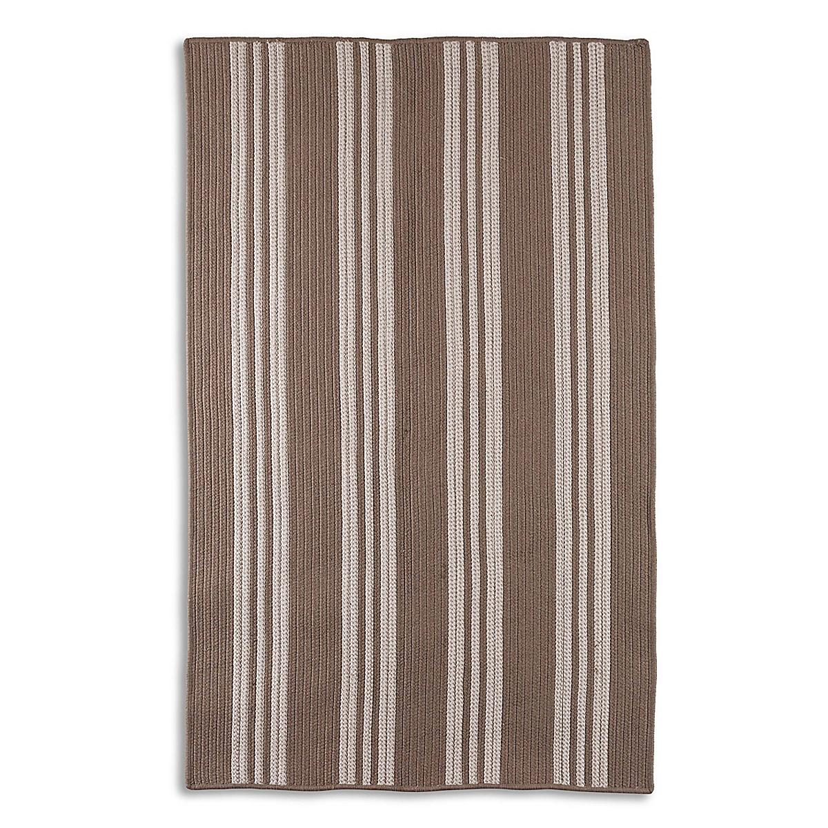 Sunbrella Longboard Rug - Latte