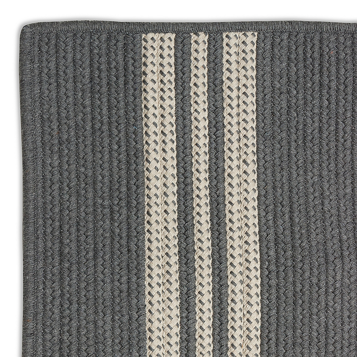 Sunbrella Longboard Rug - Slate