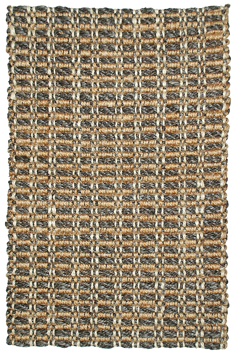 Timberhitch Knot Charcoal Rug