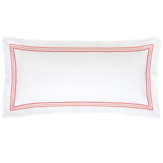 Decorative Pillow Trio : Trio Coral Decorative Pillow Maine Cottage