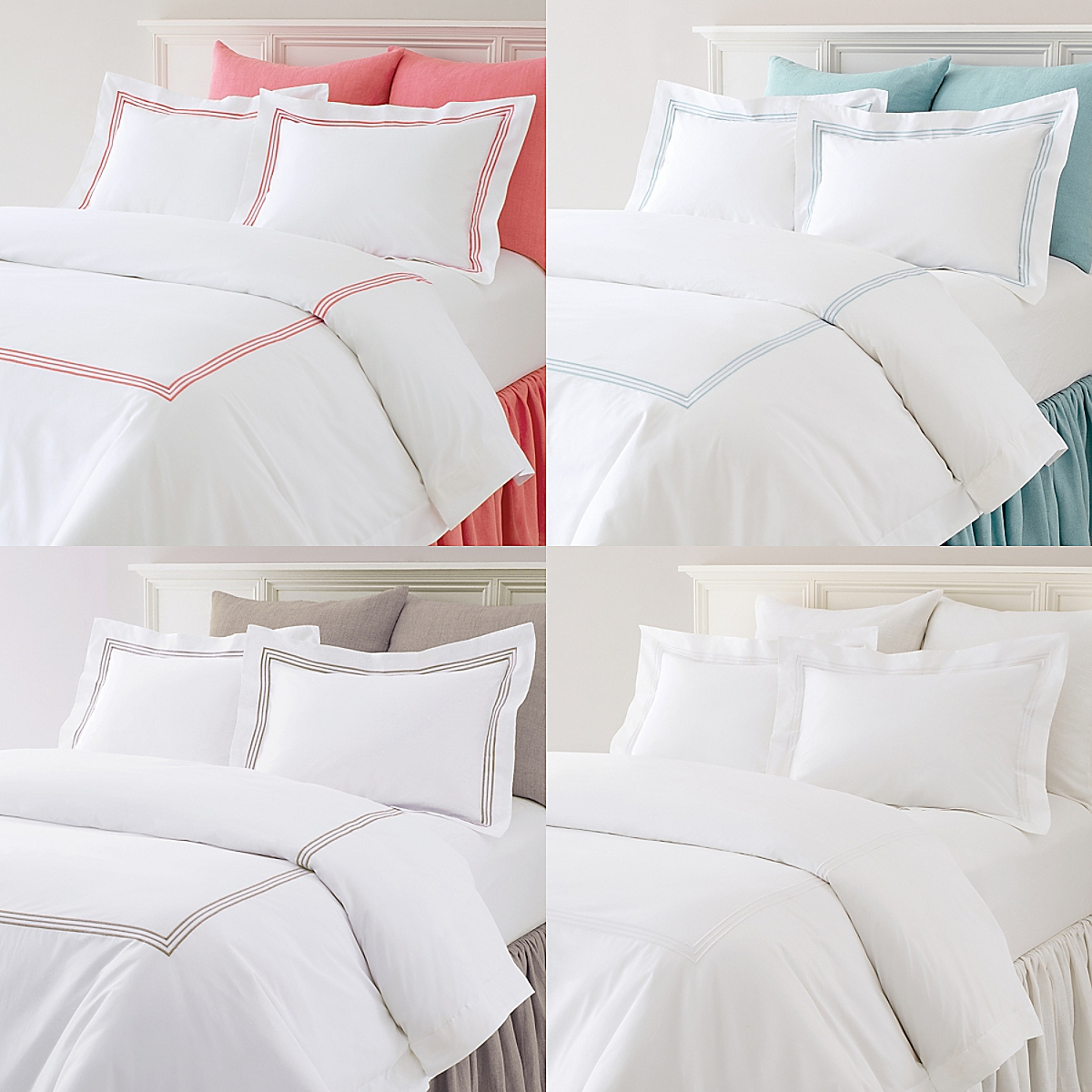 Trio Duvet Cover and Sham