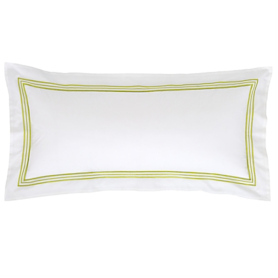 Decorative Pillow Trio : Trio Green Decorative Pillow Maine Cottage