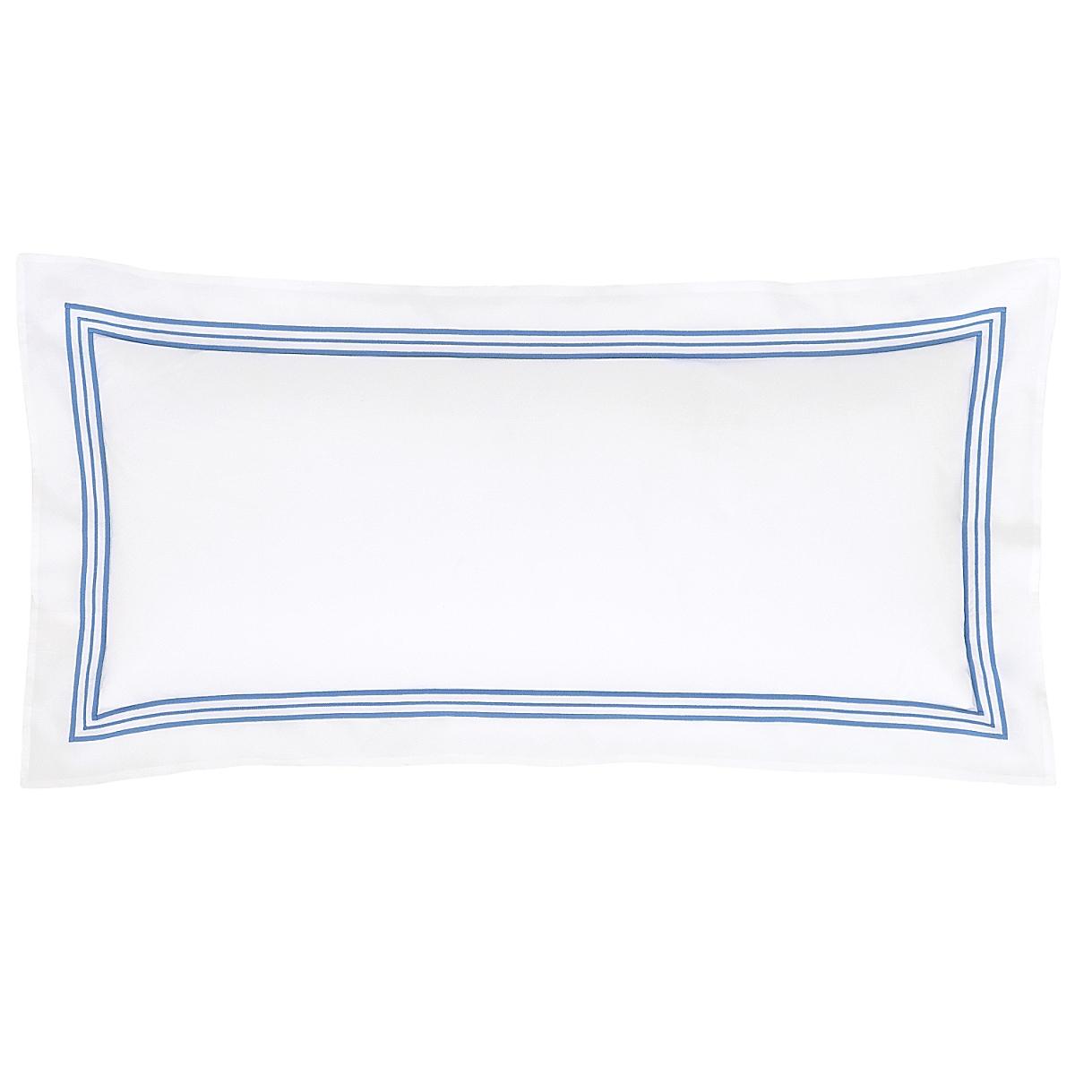 "Trio Periwinkle Decorative Pillow 15""x35"""