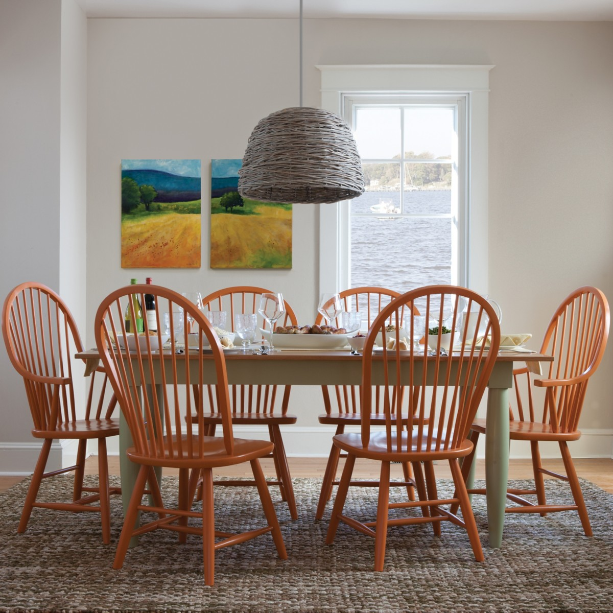 Captivating Windsor Dining Chair