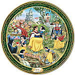 Snow White Collector Plate