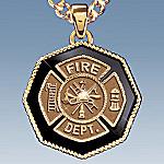 Fireman Medallion