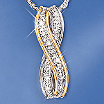 Eternal Love Diamond Necklace