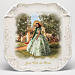 Gone With The Wind(TM) Collector Plate: Belle Of The Barbecue