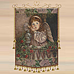 Angel Of Hope Wall Hanging Tapestry