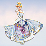 Disney Cinderella Collectible Wall Decor Collector Plate