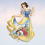 Disney Snow White Collectible Wall Decor Collector Plate