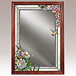 Lena Liu Reflections Of Beauty Decorative Mirror