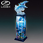 Splendors Of The Sea Collectible Dolphin Art Sculpture