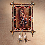 Lee Bogle's Passion's Embrace Fabric Sculpture: Unique Home Decor