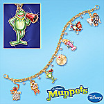 I Love The Muppets Charm Bracelet: Collectible Muppets Jewelry