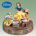 Collectible Disney Snow White And The Seven Dwarfs Pin Box: Disney Jewelry Box