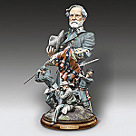 General Robert E. Lee Sculpture: Collectible Civil War Memorabilia