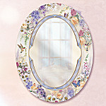 Lena Liu Reflections Of Serenity Decorative Wall Mirror