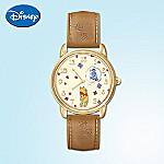 Disney Winnie The Pooh's Honey Of A Time Watch: Winnie The Pooh Jewelry Gift