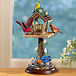 Morning's Delight Collectible Songbird Sculpture