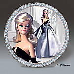 Lisette Barbie Fashion Model Collector Plate