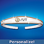 Good Health Personalized Engraved Medical Alert ID Bracelet