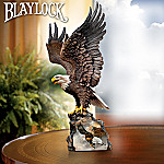 Canyon Guardian Collectible Ted Blaylock Art Eagle Sculpture