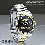Star Trek Collector's Watch: Collectible Star Trek Jewelry Gift