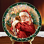 Dachshund Christmas Wish Collector Plate