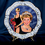 The People's Princess Tribute Collector Plate: Collectible Princess Diana Memorabilia