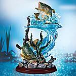 Angler's Glory Figurine