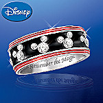 Disney The Magic Of Mickey Women's Ring