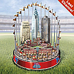 Philadelphia Phillies World Series Championship Collectible Musical Carousel