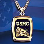 USMC Semper Fi Medallion