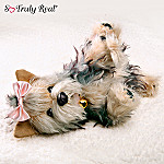 Yorkie Dreams Perfect Companions Puppy Dog Plush